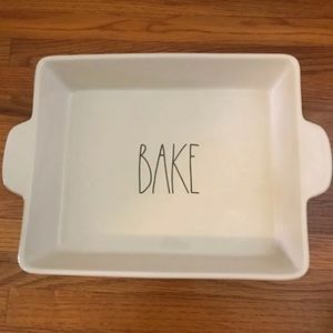 Rae Dunn bake baking tray